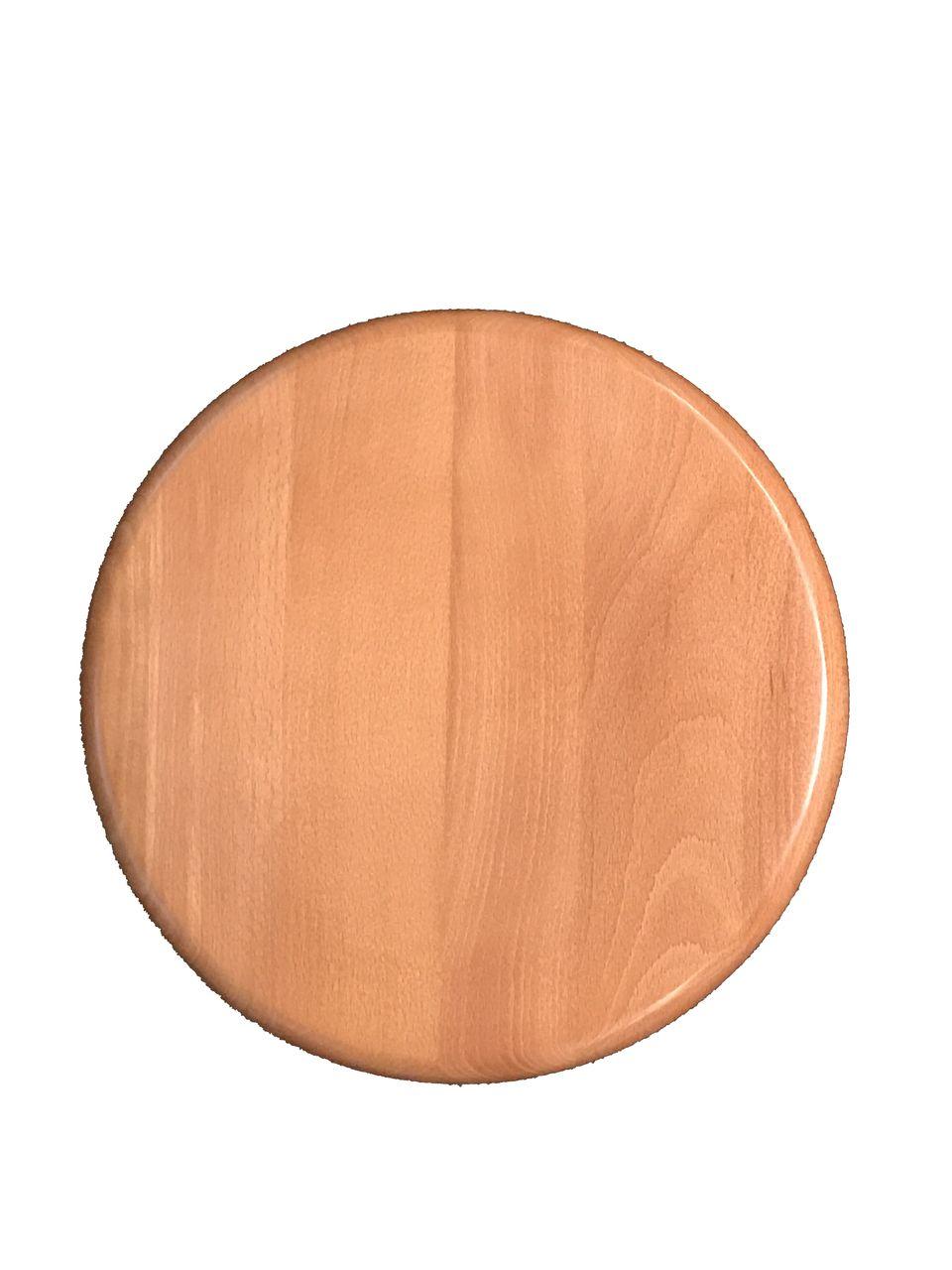 Round Solid Wood Seats Solid Wood Chairs Bar Stool Seats Wood Bar Stools