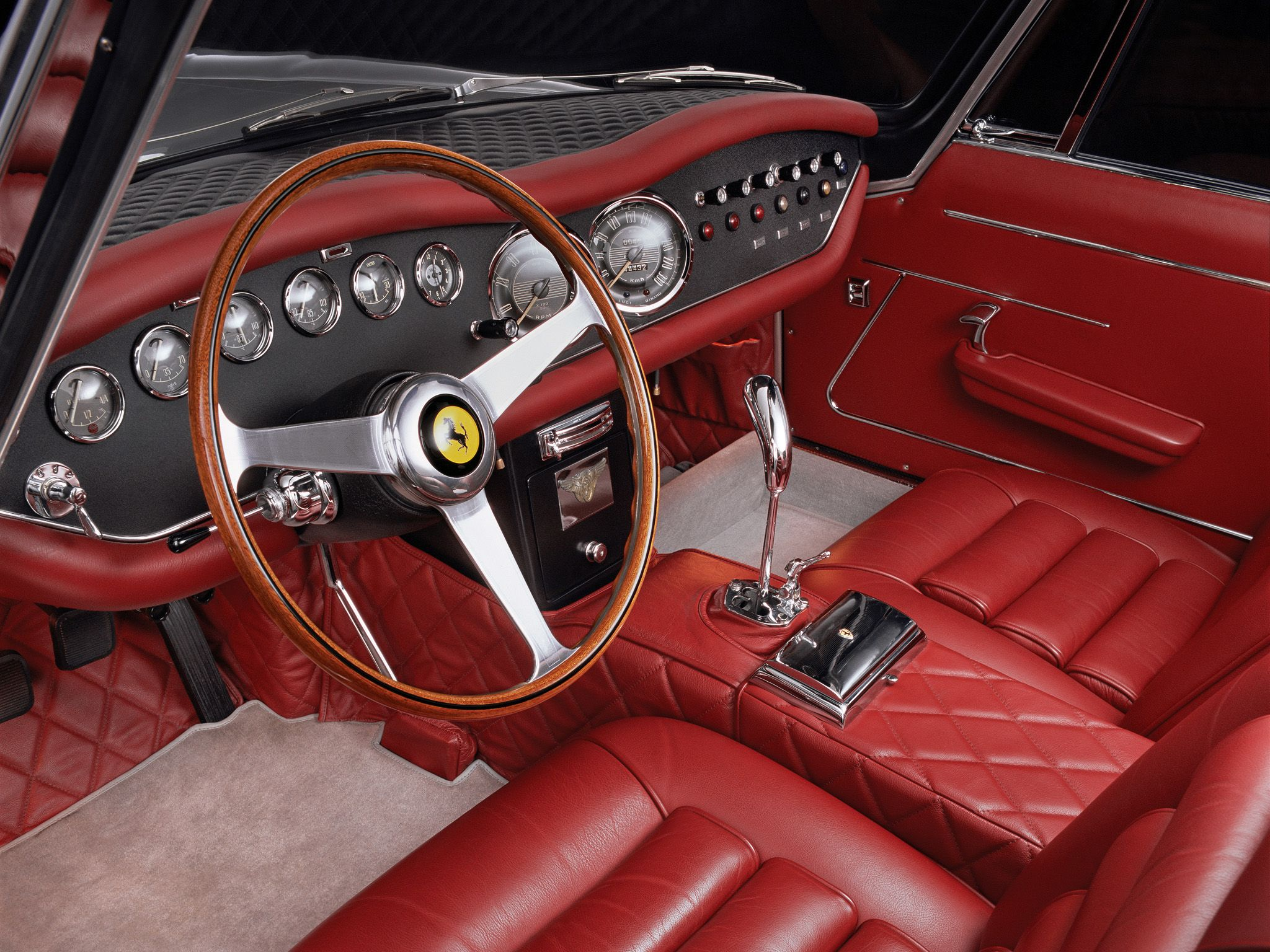 Best Auto Interiors Images On Pinterest Vintage Cars Car And