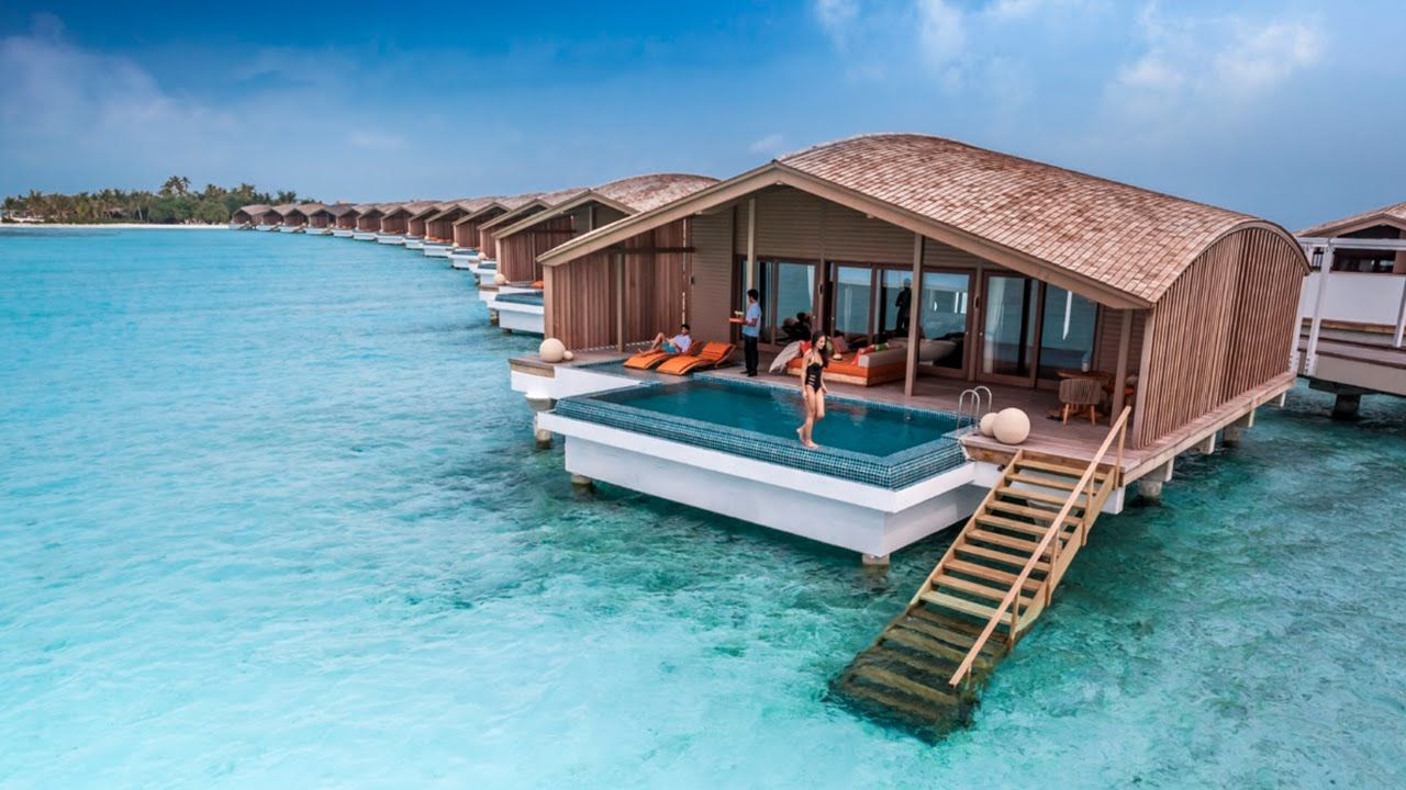 awesome 5 Star all inclusive holidays the Maldives
