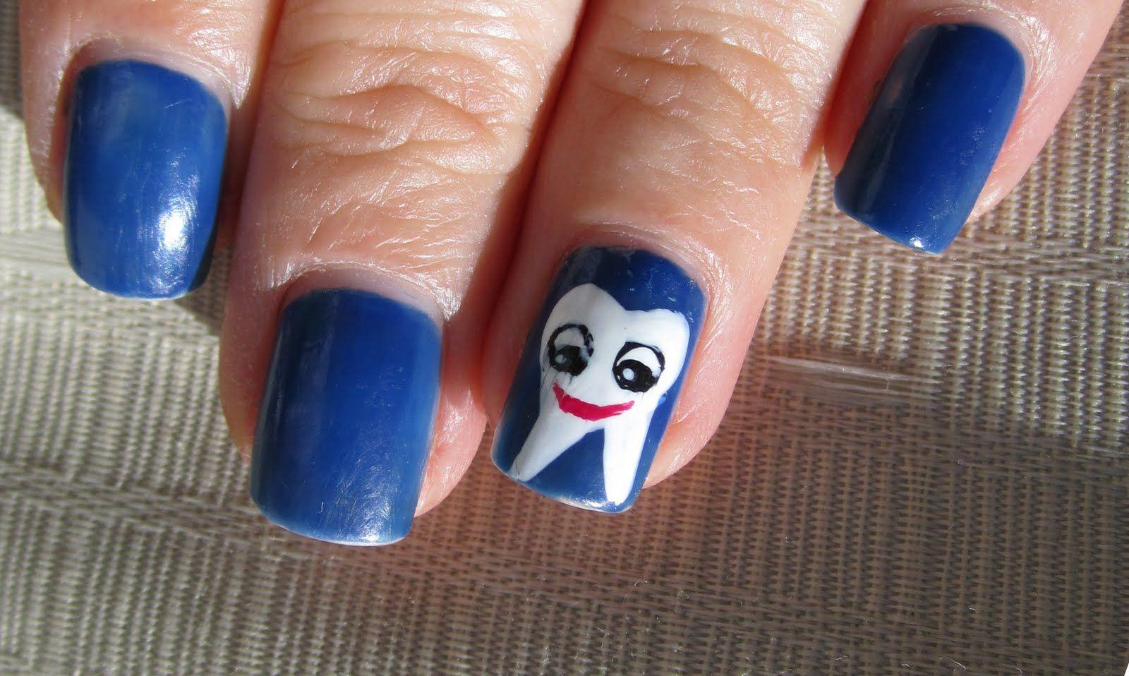 Pin de Phan Dental en Dentistry: Nail Art! | Pinterest