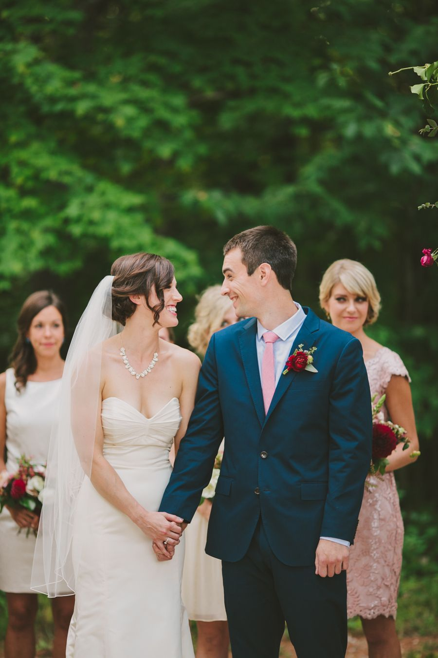 Jcrew wedding dress  Elegant Autumn Barn Wedding in Maine  Wedding dress tulle Autumn