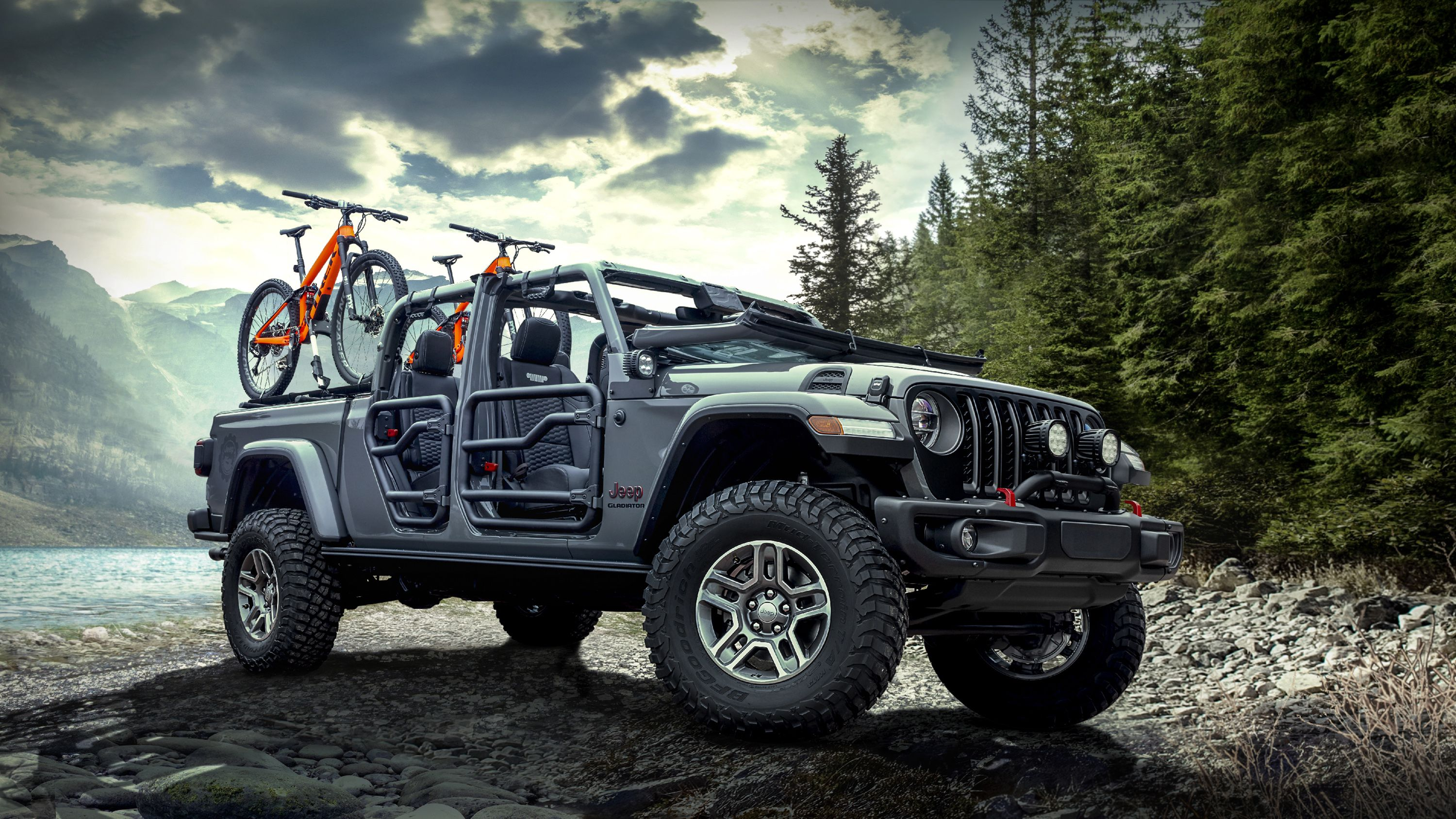 2020 Mopar Jeep Gladiator Rubicon Jeep gladiator, Mopar