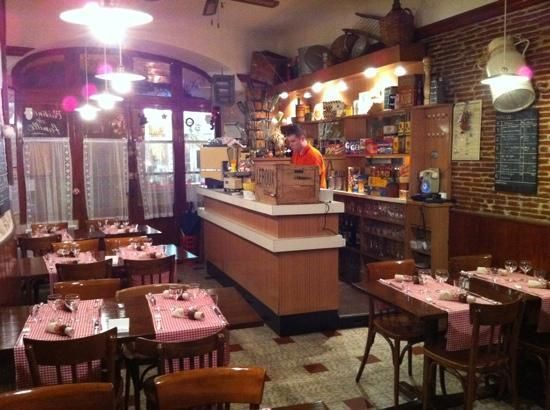 Chez Palmyre, Nice France  Looks like a a great value for