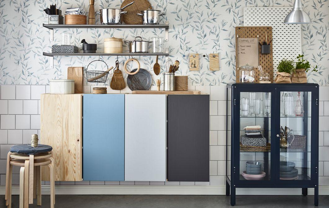 Si può organizzare una cucina condivisa personalizzando all ...