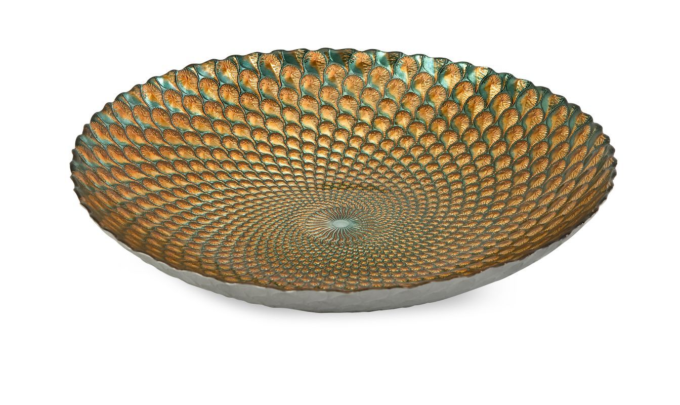 IMAX Home 11 Istanbul Glass Bowl Home Decor Accents Decorative