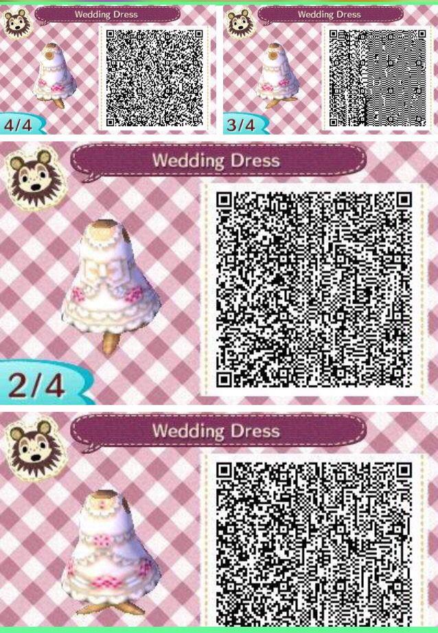 Pin by Kathleen Larkin on Dresses | Pinterest | Qr codes, Animal and Qr Code Animal Crossing Happy Home Designer Clothing Html on