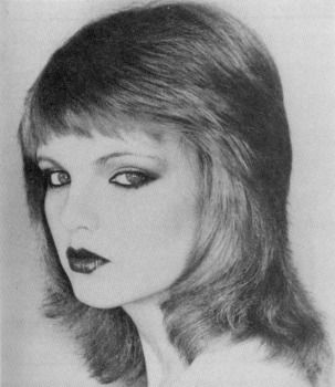 Feathered Hairstyles 80s Celebrity Hairstyle