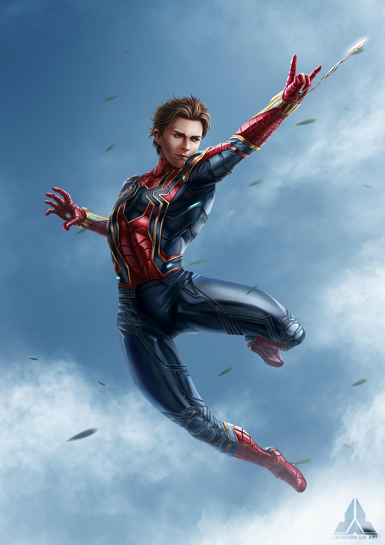 Avengers: Infinity War-SpiderMan, Jaynorn Lin