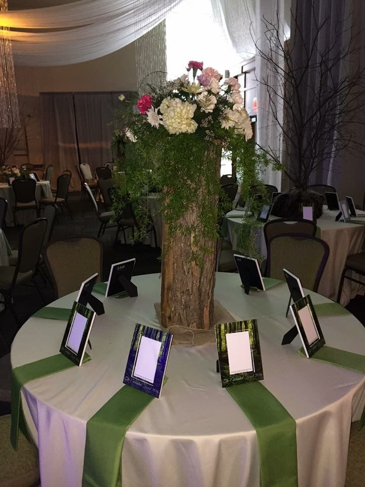 Enchanted Forest Prom Decor Ideas Party