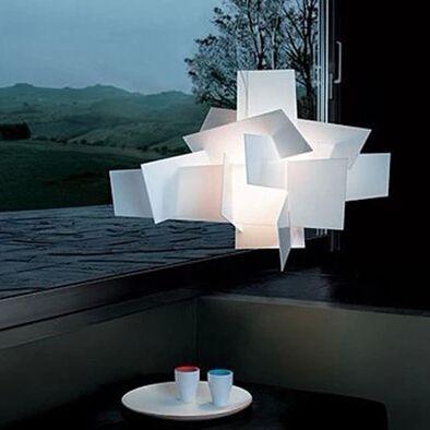 Hot foscarini big bang lustres lustre moderne pour salon - Lustre pour salle a manger ...