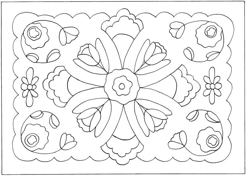Pin de Charlene McCullough en line drawings   Pinterest   Bordado ...
