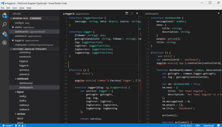 Microsoft Visual Studio Code Released Coding Microsoft Visual Studio Basic Editing