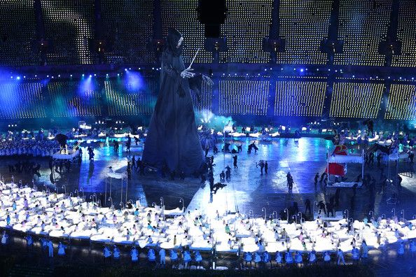 2012 Olympic Games - Opening Ceremony. Voldemort, baby.