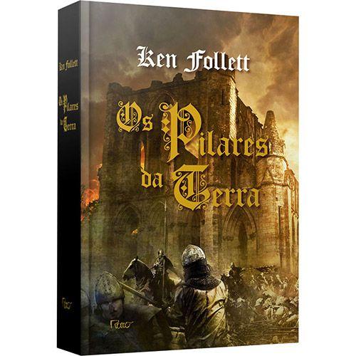 Livro Os Pilares Da Terra Volume Unico Livro Crime E Castigo