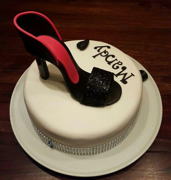 High Heel Birthday Cake Creacakes Mit Liebe Handgemacht