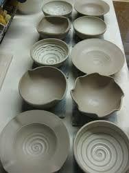 Pin By Barbara Johnson On Pottery Beginner Pottery Clay Pottery Slab Pottery