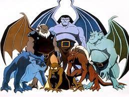 #gargoyles #animation #disney #cartoons #90s