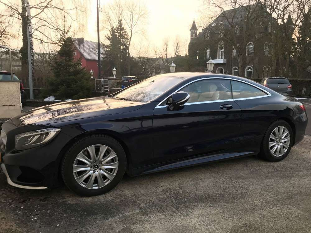 2018 Mercedes Benz S 400 Coupe 4matic 7g Tronic Tags Mercedesbenz S400 7gtronic