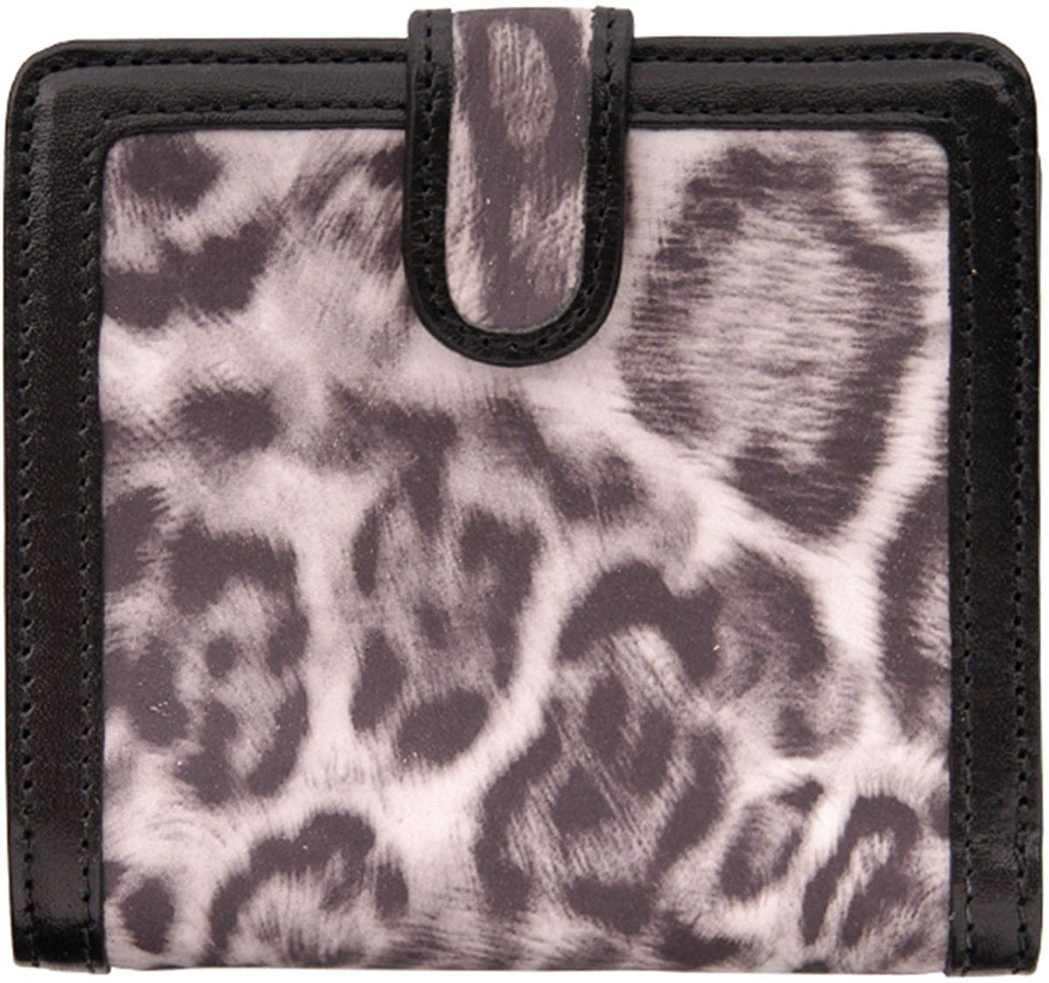 a42f09f3b2 Angel Ranch Black Puma Print Leather Womens Clutch Wallet White      Insider s special review you can t miss. Read more   Handbag Clutches