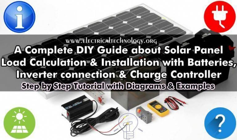 Solar Panel Installation Step by Step Procedure with