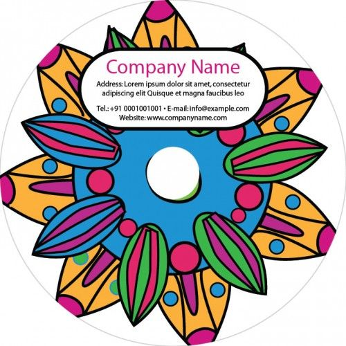 Shape cut stickers Printing Online,CD Stickers Printing Online