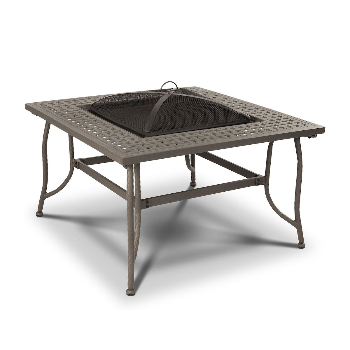 Real Flame Chelsea 37 Inch Fire Pit Table Shown In Use With Images Wood Burning Fires Wood Burning Fire Pit Fire Table