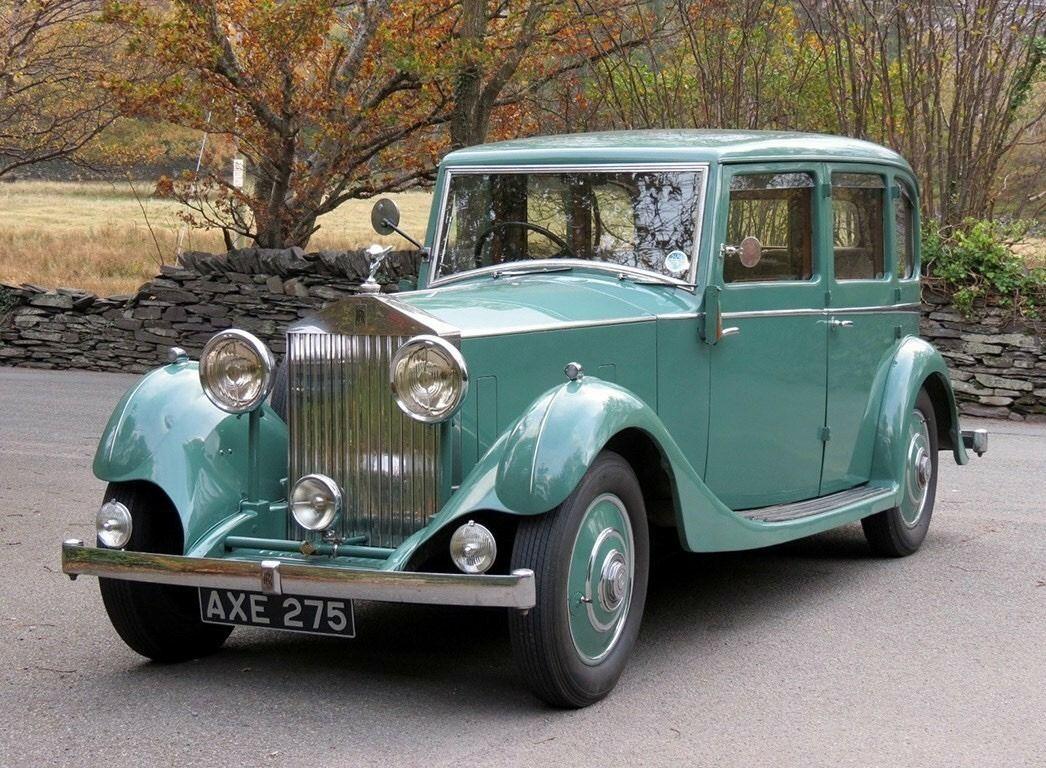 1934 Rolls Royce 20/25 | Automobiles & a Few Trucks - 1930s ...