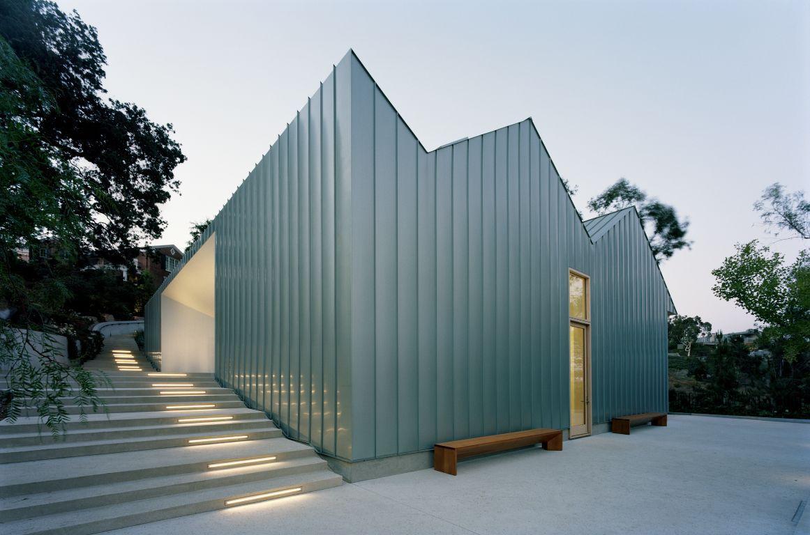 Johnston Marklee . Art Barn . Beverly Hills (1 ...
