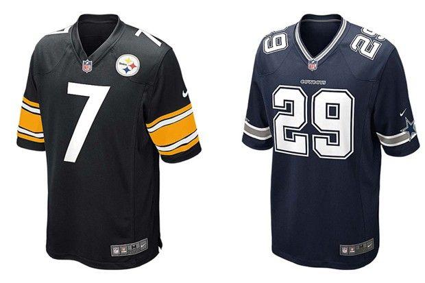 88f11f763 Nike inicia venda de camisas da NFL no Brasil Sports Shirts