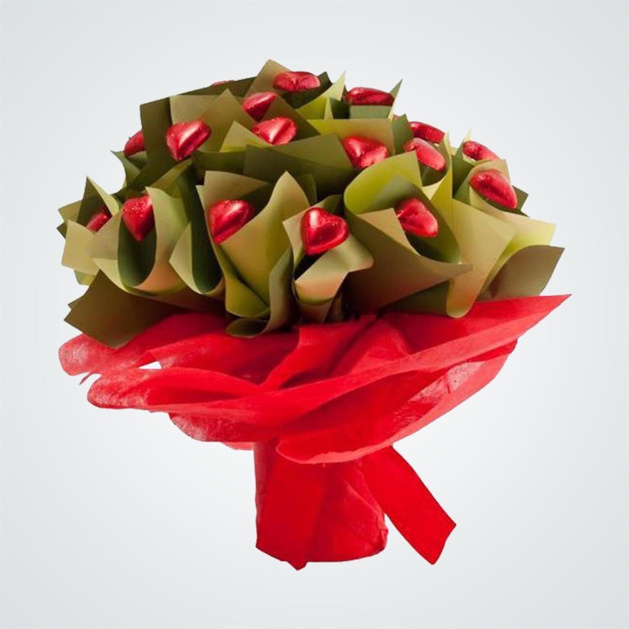 Kağıt çiçekler - enfes iç dekorasyon veya hediye olarak buket