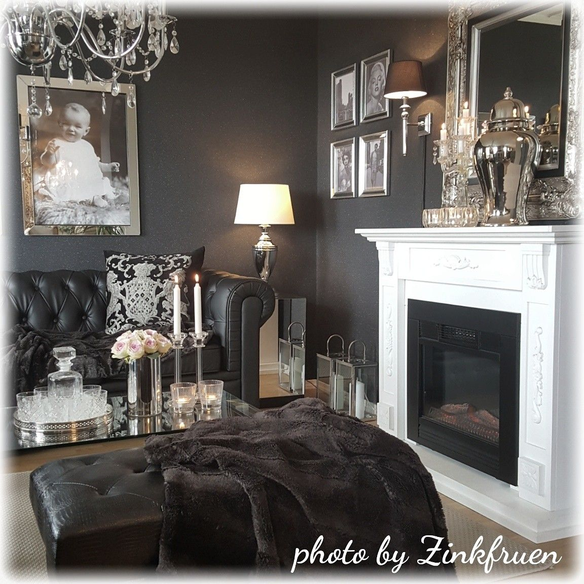 Pin By Monique Delgado On For The Home Pinterest Living Rooms  # Muebles Jenny Montano