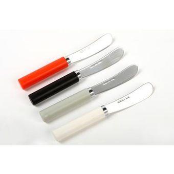 Arte vidrio en vitraux. cuchillos para untar.