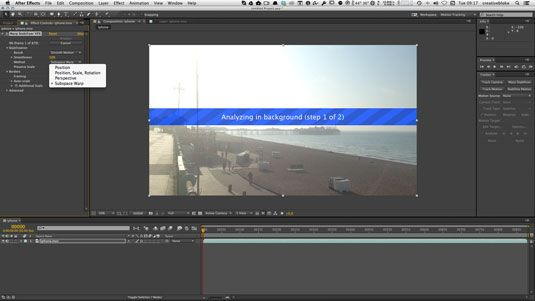 How to stabilize shaky footage in After Effects | For Post