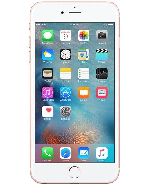 Apple Iphone 6s 64gb Gsm 4g Lte Unlocked Smartphone Rose Gold With Images Apple Iphone 6s Plus Iphone Apple Iphone 6s