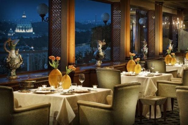 101 Best Hotel Restaurants Around the World Slideshow