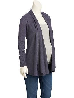 Maternity Lightweight Open-Front Cardigan | Old Navy