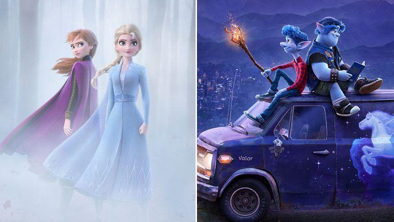 "Disney confirms ""Frozen 2"" and Pixar's ""Onward,"" ""Soul ..."