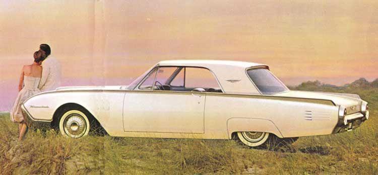 Curbside Classic 1963 Thunderbird Landau The American Dream Car American Dream Cars Ford Thunderbird Dream Cars
