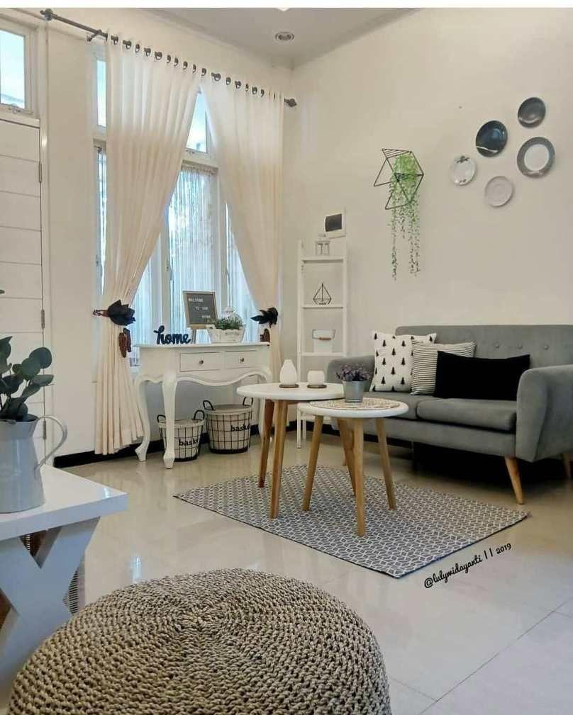 Desain Ruang Tamu 3x3 Minimalis Dari Sudut Cantik Desain Interior Ruang Tamu Rumah Ide Dekorasi Rumah
