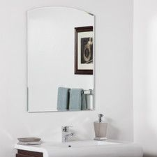 Katherine Modern Bathroom Mirror