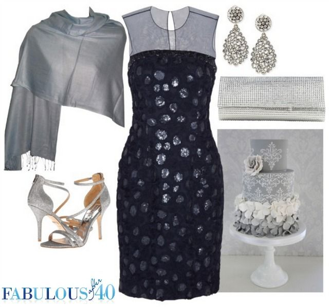 03d1d220b15 what to wear to a winter wedding gray cocktail dress - elegant choice for a  wedding