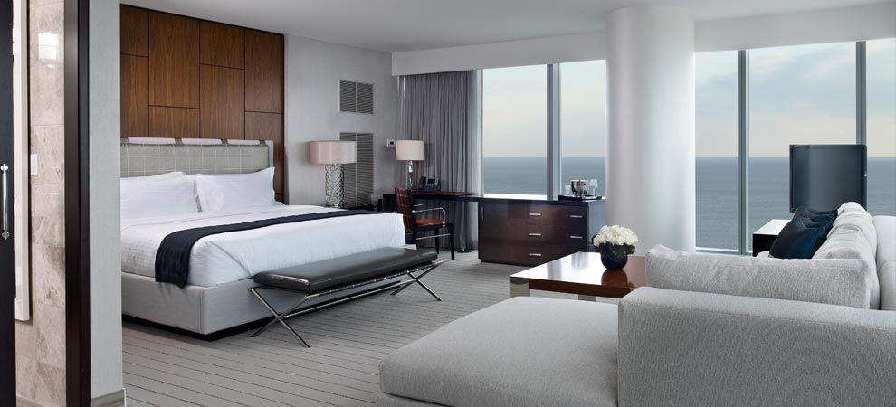 Have To Go Check It Out Expensive Room Rates For Ac Though Bedroom Hotel Modern Bedroom Luxury Decor