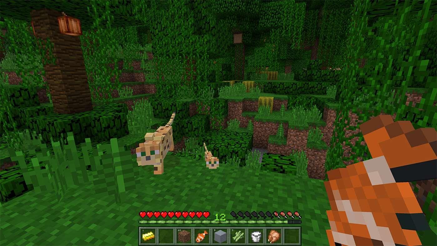 Minecraft Windows 10 Edition Beta Games on Microsoft