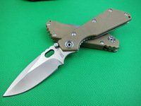 Strider - Brown Hunting Folding Knife Tactical 56hrc 5cr13wov G10 Handle by STRIDER, http://www.amazon.com/dp/B00D1F5U3S/ref=cm_sw_r_pi_dp_TYhRrb1N47MPS