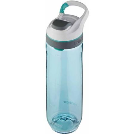 Contigo Autoseal Cortland Water Bottle 24 Oz Greyed Jade Walmart Com In 2020 24 Oz Water Bottle Bottle Water Bottle