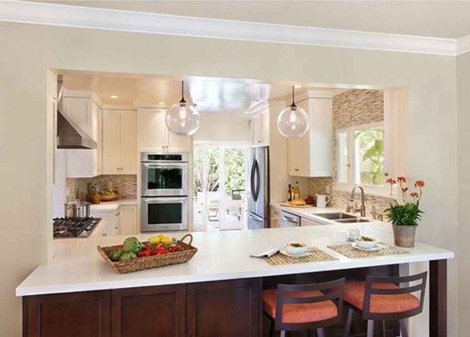 49 awesome open kitchen designs with living room decoomo on awesome modern kitchen design ideas id=12711