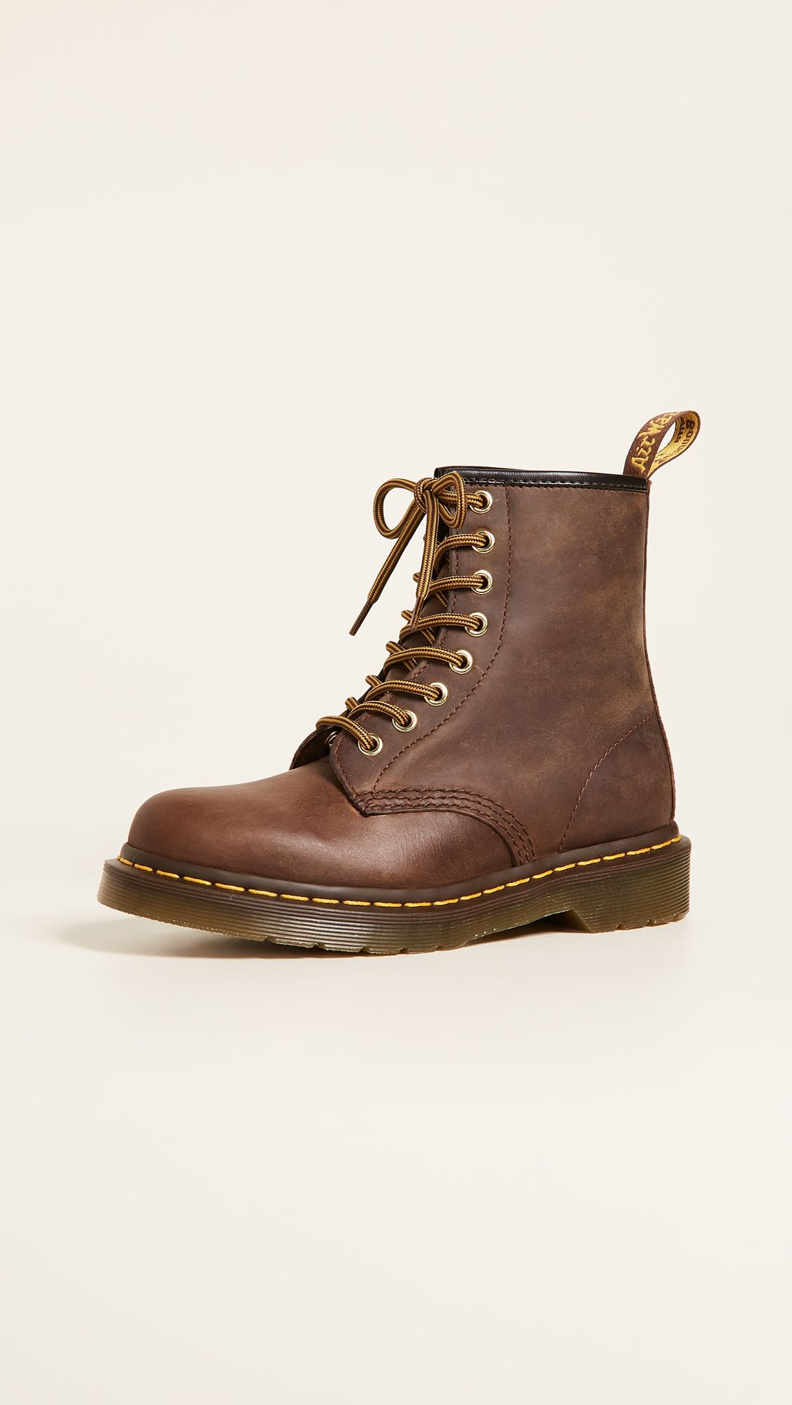 14f4bbeac1 Dr. Martens 1460 8 Eye Boots in 2019 | Products | Doc martens boots ...