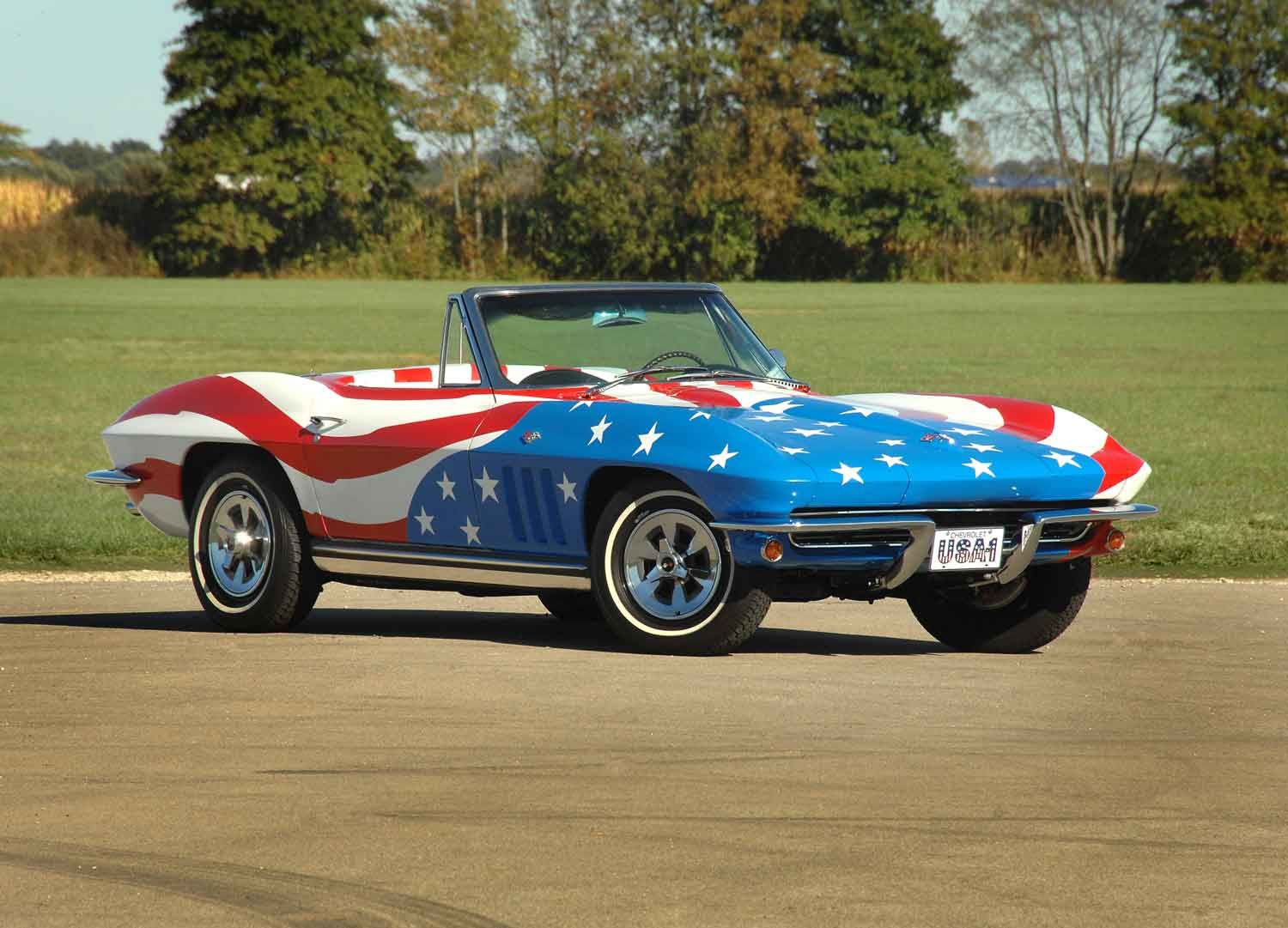 Best Movie Corvettes Of All Time Happy Independence And - Best car museums in us
