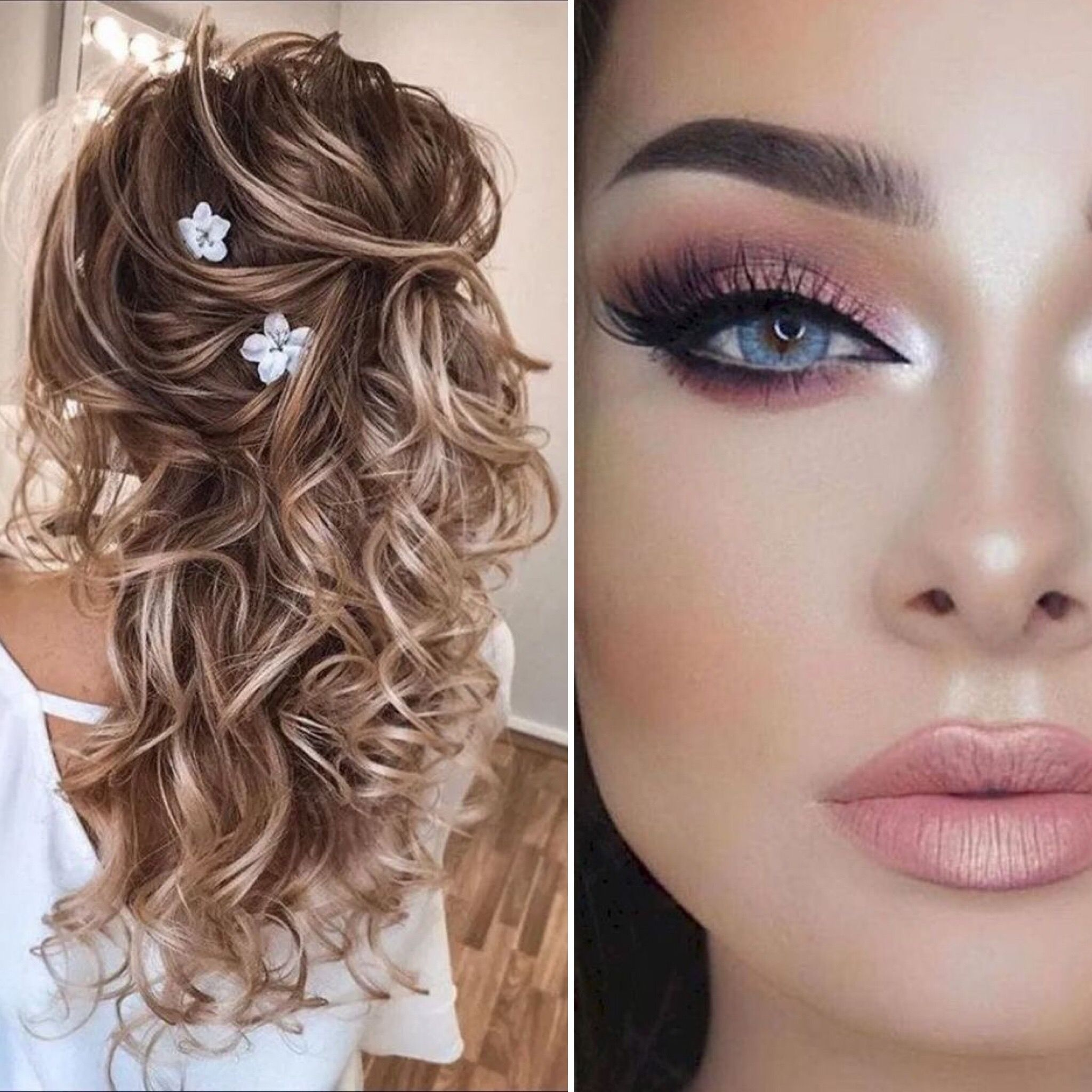 Mother Of The Groom Hair & Make-up In 2020