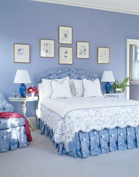 Cool 37 Beautiful Beach And Sea Inspired Bedroom Designs : Cool 37 Beautiful Beach And Sea Inspired Bedroom Designs With White Blue Bed Pill...